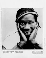 Geoffrey Oyrema Promo Print