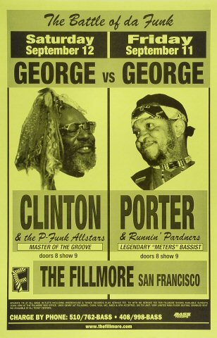 George Clinton & the P-Funk All-StarsPoster