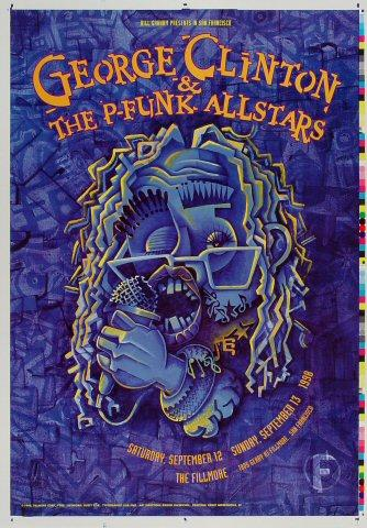 George Clinton &amp; the P-Funk All-Stars Proof