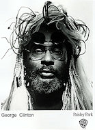 George Clinton Promo Print