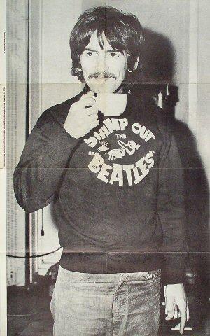 George HarrisonPoster