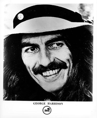 George HarrisonPromo Print