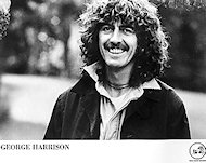 George Harrison Promo Print