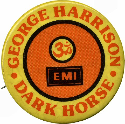 George HarrisonVintage Pin