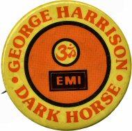 George Harrison Vintage Pin