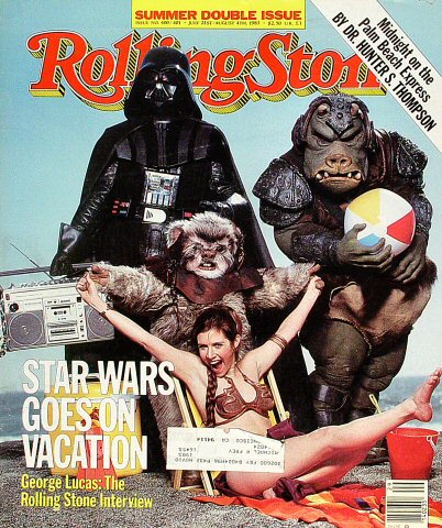 George Lucas Rolling Stone Magazine