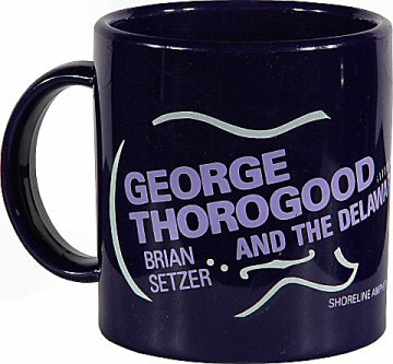 George Thorogood & The Delaware DestroyersVintage Mug
