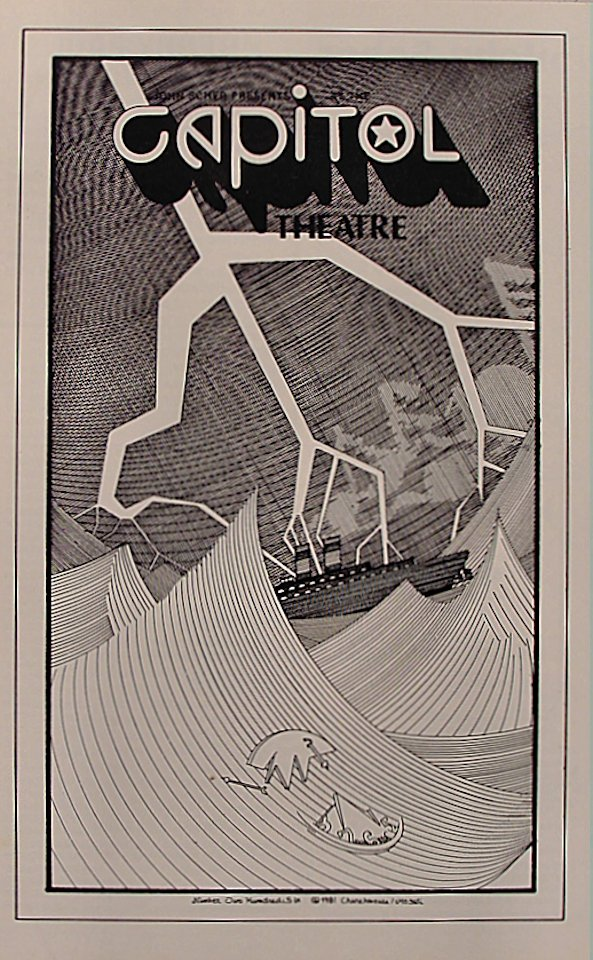 George Thorogood & The Destroyers Program
