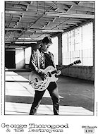 George Thorogood &amp; The Destroyers Promo Print
