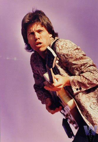 George Thorogood Vintage Print