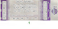 George Wallace Vintage Ticket
