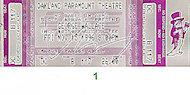 George Wallace Vintage Ticket