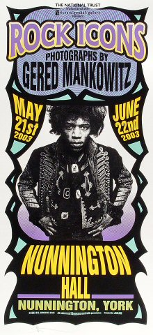 Gered Mankowitz Poster