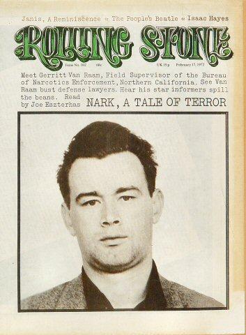Gerritt Van RaamRolling Stone Magazine