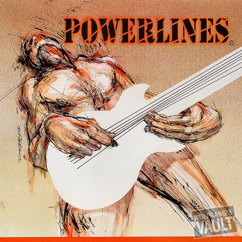 Gibson Powerlines Poster