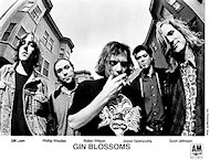Gin Blossoms Promo Print