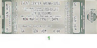 Gin Blossoms Vintage Ticket