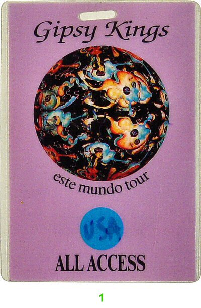 Gipsy Kings Laminate
