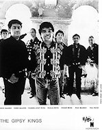 Gipsy Kings Promo Print