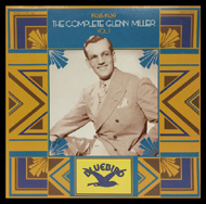 Glenn Miller Framed Album Cover