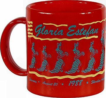 Gloria Estefan & Miami Sound MachineVintage Mug