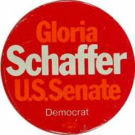 Gloria Schaffer Vintage Pin