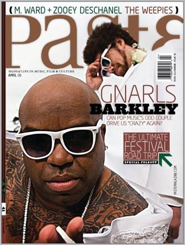 Gnarls BarkleyPaste Magazine