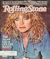 Goldie Hawn Rolling Stone Magazine