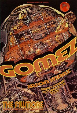 Gomez Poster