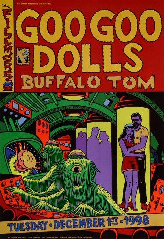 Goo Goo Dolls Poster