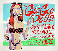 Goo Goo Dolls Poster