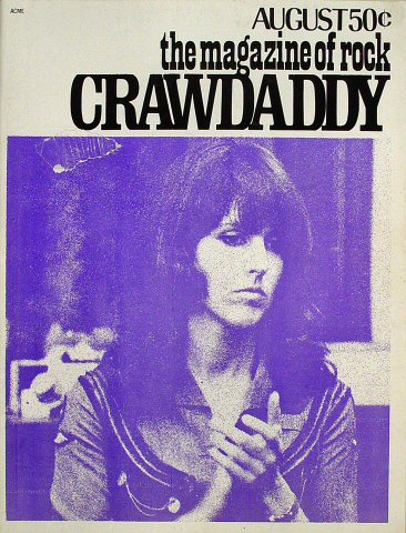 Grace Slick Crawdaddy Magazine