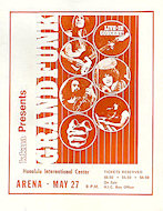 Grand Funk Railroad Handbill