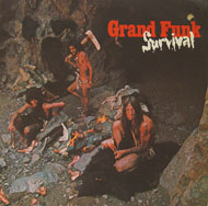 Grand Funk Railroad Vinyl (Used)