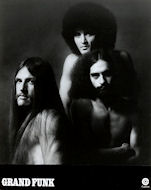 Grand Funk Promo Print