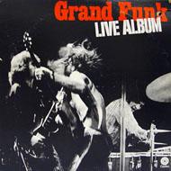 Grand Funk Vinyl (Used)