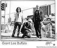 Grant Lee Buffalo Promo Print
