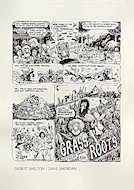 Grass Roots Handbill