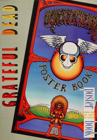 Grateful Dead: Poster Book