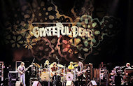 Grateful Dead BG Archives Print