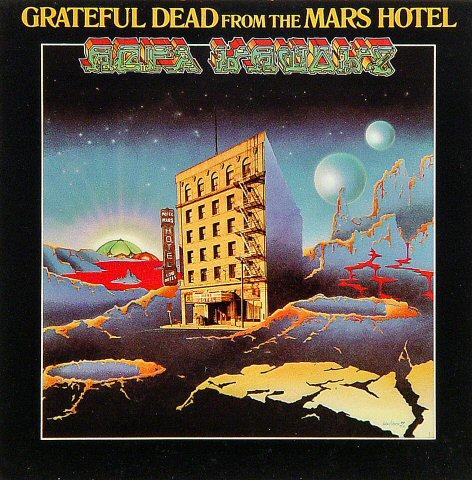 Grateful DeadHandbill