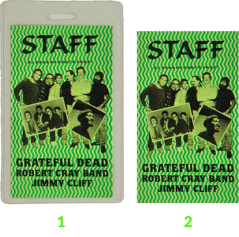 Robert Cray Laminate