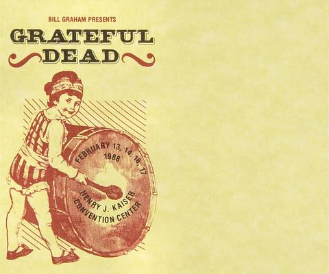 Grateful Dead Laminate