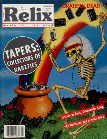 Grateful DeadMagazine