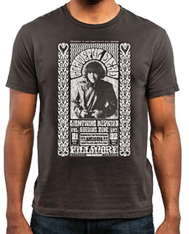Lightnin' Hopkins Men's Retro T-Shirt
