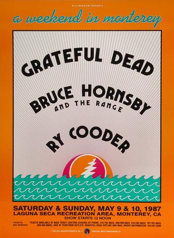 Grateful Dead Poster
