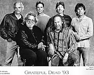 Grateful Dead Promo Print
