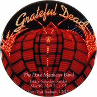 Grateful Dead Retro Pin