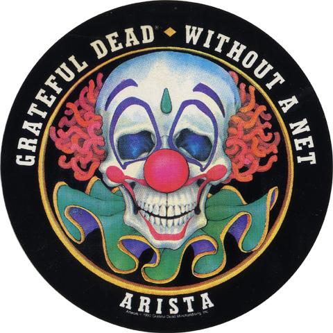 Grateful DeadSticker