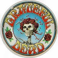 Grateful Dead Vintage Pin